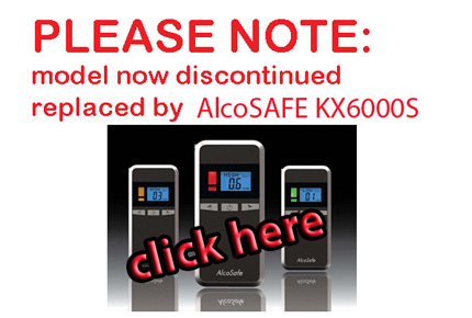 Click here for AlcoSafe Breathalyzer